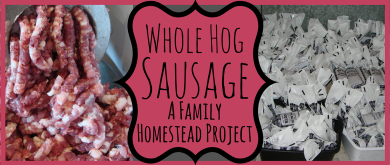 Whole Hog Sausage: A Family Affair