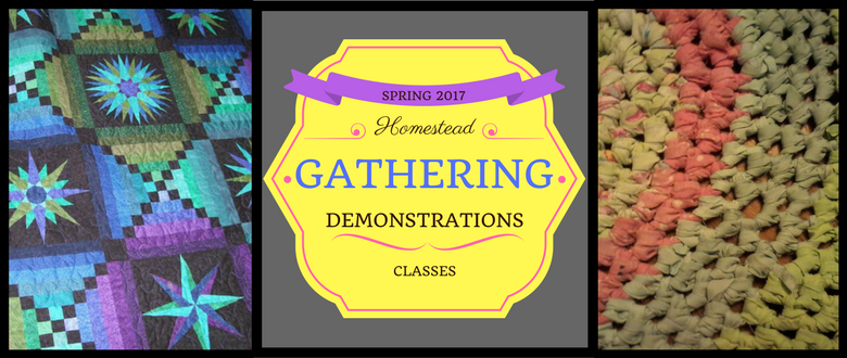 Additional Homestead Gathering Activities